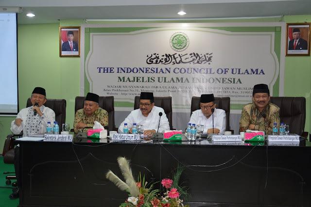 MUI SeIndonesia Tolak RUU HIP Tanpa Kompromi, Serukan Umat Islam Bangkit Bersatu