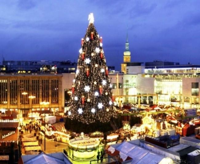 Los árboles de Navidad más sorprendentes 2