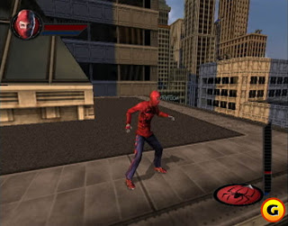 Spider-Man 1 (PS2) 2002