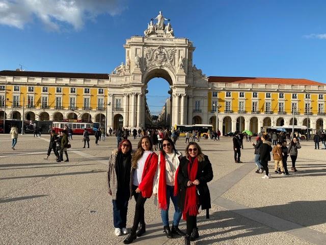 Em viagem por Lisboa, Karl Jenneth conta os segredos da capital