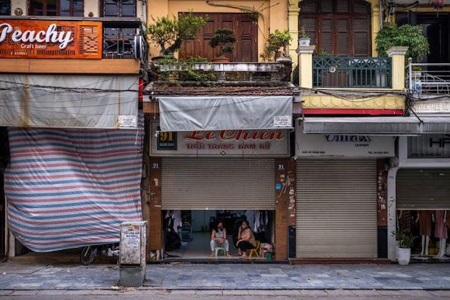 Những cửa hàng dịch vụ nào ở Hà Nội được mở cửa?