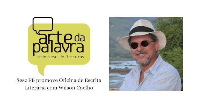 Sesc Paraíba promove Oficina de Escrita Literária