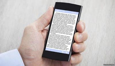 Lee tus libros en tu smartphone