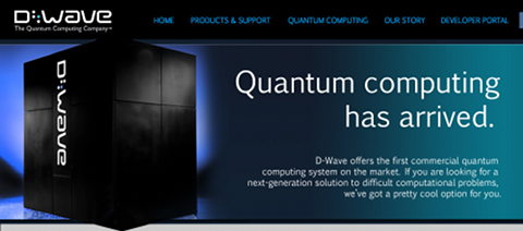 Quantum Computing - D-Wave