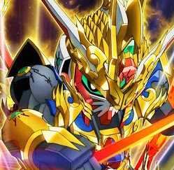 SD Gundam World Heroes 5  online