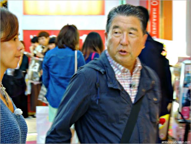 Famoso Japonés en Tokio