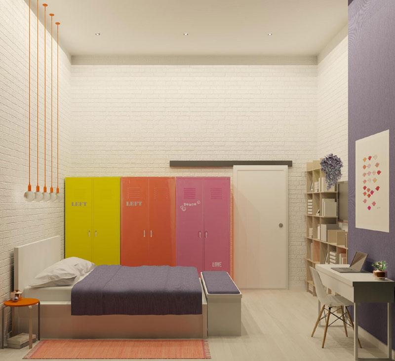 progetto interior design GoPillar arch Annie Yakimova