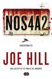 """Reseña: """"NOS4A2"""" - Joe Hill"""