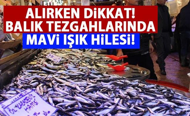 mavi ışık hilesi, balıkçılardaki hileler