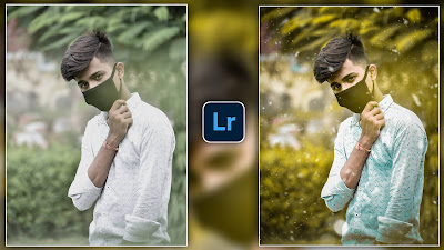 Lightroom Yellow Tone Presets