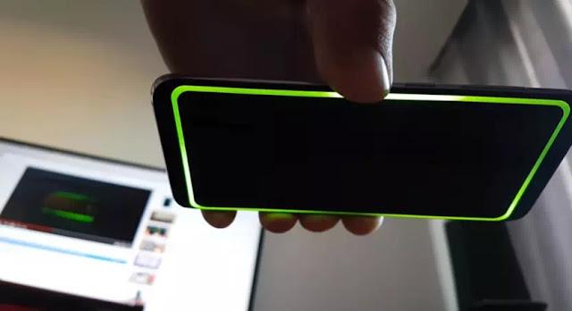 Cara Mendapatkan Fitur Pencahayaan Tepi di Android