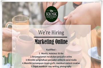Lowongan Kerja Bandung Marketing Online Kiosk