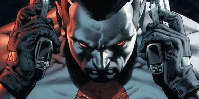 Images: Valiant Releases Exclusive Art of Vin Diesel as Bloodshot