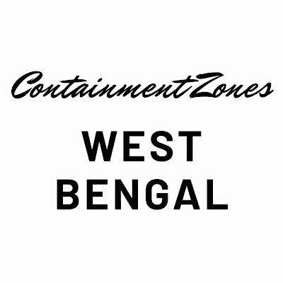 West Bengal Containment Zones