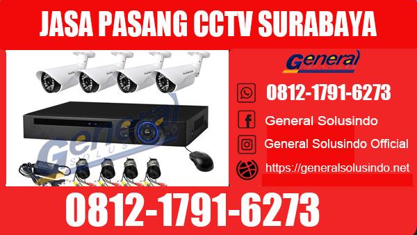 Jasa Pasang CCTV Sambikerep Surabaya