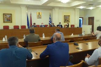 Στο Δήμο Καστοριάς ο Γενικός Γραμματέας Επαγγελματικής Εκπαίδευσης, Κατάρτισης και Διά Βίου Μάθησης, κ. Γεώργιος Βούτσινος