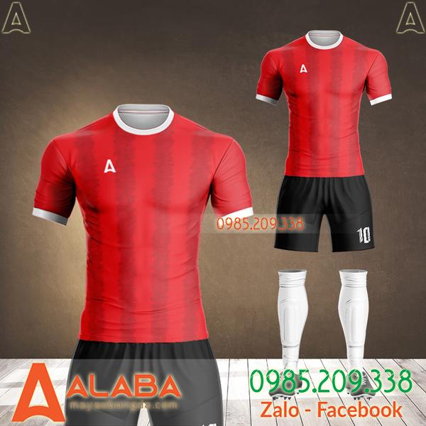 mẫu áo bóng đá thiết kế đẹp