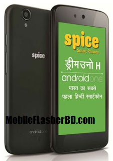 Spice mi-498H Firmware ROM 100% Tested Official Flash File Free Download By Jonaki Telecom