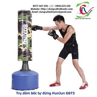 Trụ đấm bốc tự đứng HuiJun G073