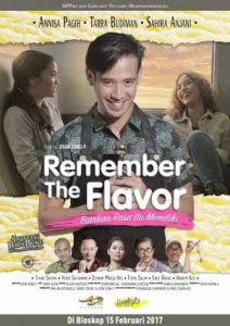 Remember the Flavor ( 2017 )