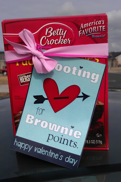graphic about Shooting for Brownie Points Free Printable identified as Cost-free Capturing For Brownie Info Printable Tag - 12 months of