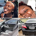 Lady whose pictures went viral on social media with claims that she saved for 2 years to buy her boyfriend a car, speaks up