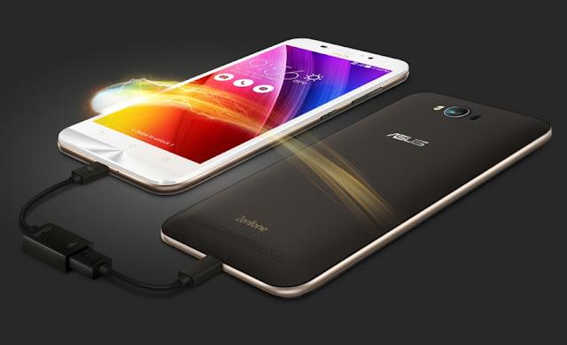 ASUS Zenfone Max dengan Android 6.0 Marshmallow