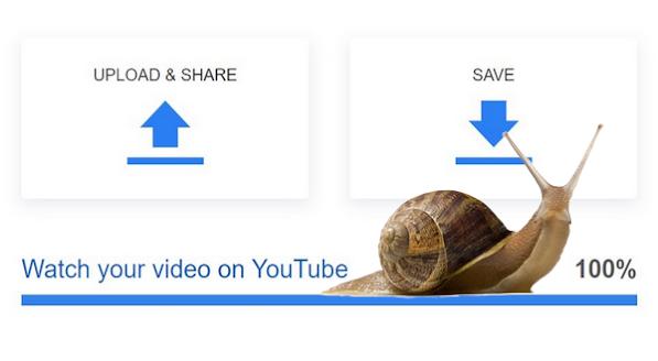 حل مشكلة بطئ رفع الفيديو على اليوتيوب إليك نصائح لـ تسريع رفع الفيديو على اليوتيوب