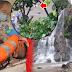 Hujan Deras Seharian, Seoarang Lelaki Jatuh dan Meninggal di Waterfall Bay