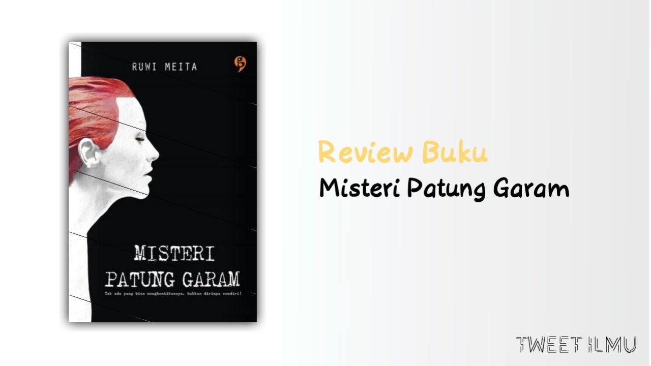 Review Buku Misteri Patung Garam