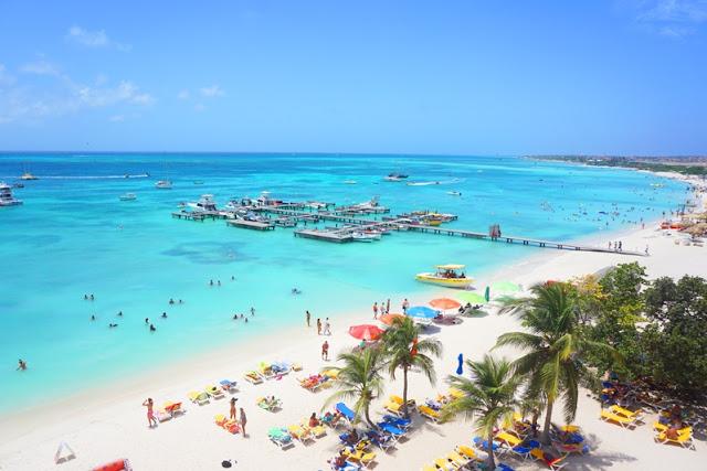 CARIBE: Conoce las 5 mejores playas de Aruba. TURISMO.