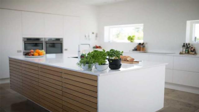 alternatif lantai dapur hunian