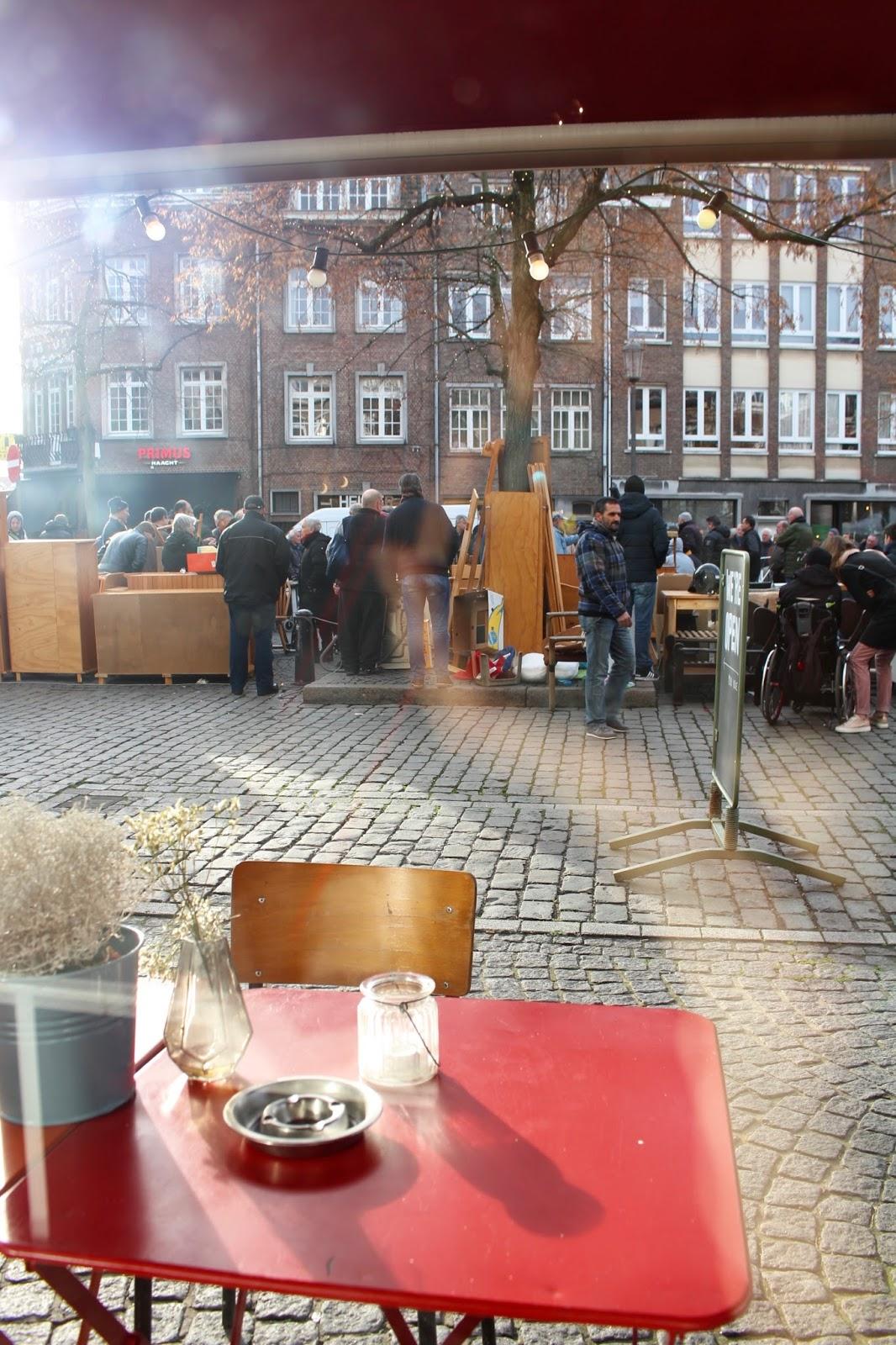 Juno Lunch Vrijdagmarkt | Antwerp