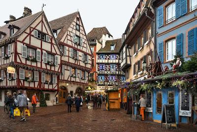Lugares para visitar en Colmar - Francia