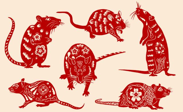 Az állatövek: A patkány