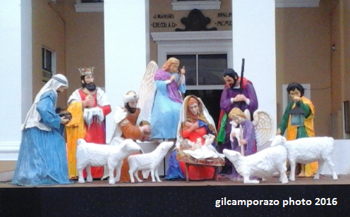 La Carlota City Nativity 2016