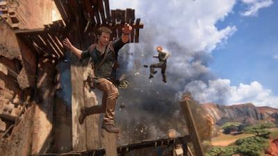 تحميل لعبة Uncharted 3