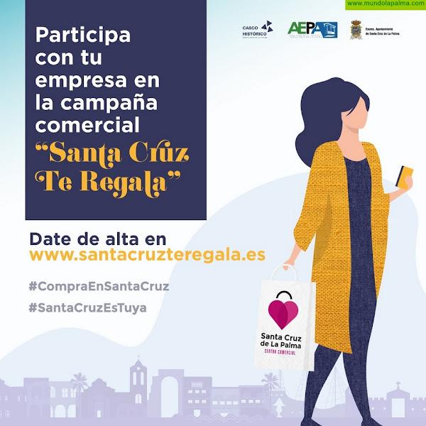 El 1 de junio arranca la campaña 'Santa Cruz te regala'