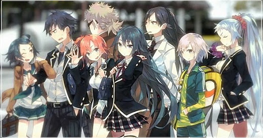 Gif - Yahari Ore no Seishun Love Comedy wa Machigatteiru