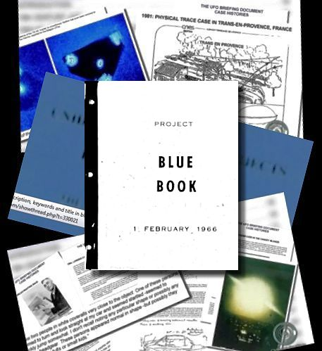 The Real-Life Secret UFO Study Behind 'Project Blue Book' The New TV Series