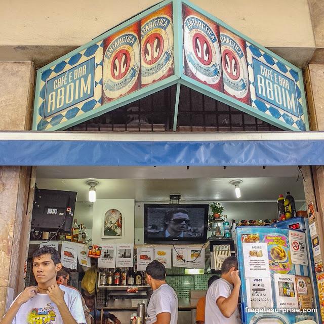 Bares do no Rio de Janeiro - Bunda de Fora, Copacabana