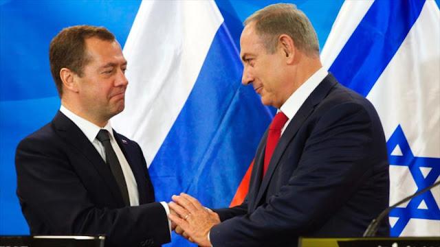 Israel pasa a Rusia una sensible tecnología militar de EEUU