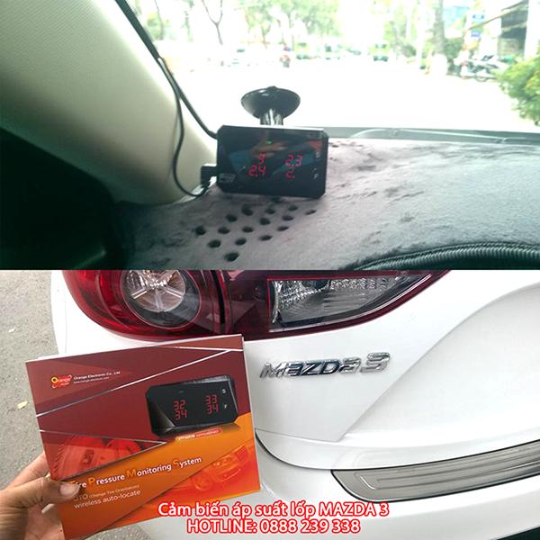 Chuyên lắp đặt cảm biến áp suất lốp ô tô 2019 - 265905