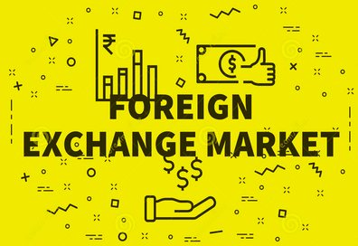 What does it mean those institution in the forex market