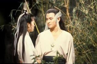 Yang Guo and Xiao Long Nu