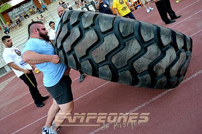Strongman Aranjuez