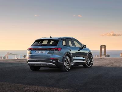 Audi Q4 E-Tron Quattro