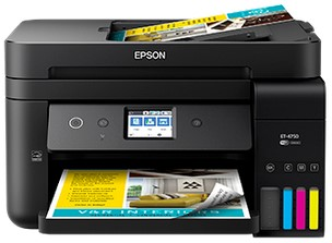 Epson ET-4750 Drivers Download
