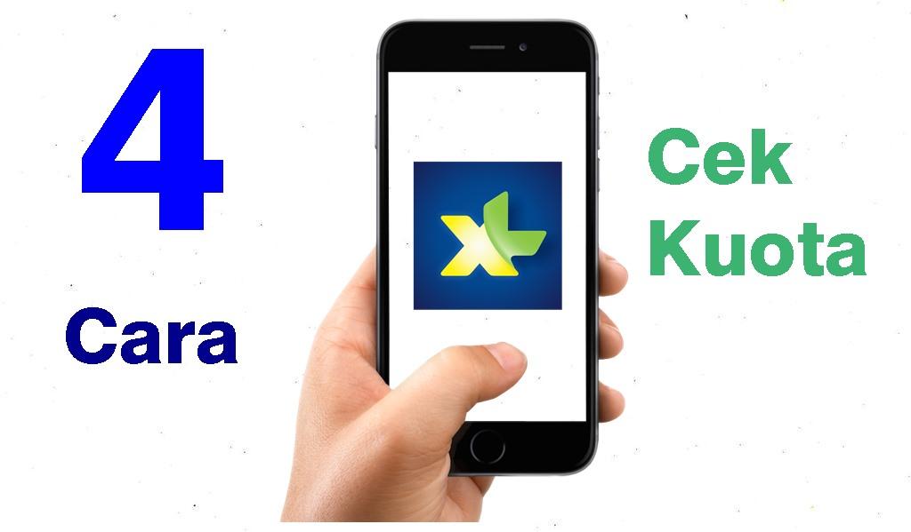 4 Cara Mengecek Kuota XL terbaru 2021