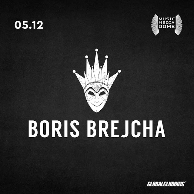 Boris Brejcha в Music Media Dome